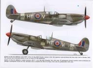 Asisbiz Spitfire LFIXc RAF 154Sqn HTV MK629 TC15015 Supermarine Spitfire MkIX Page 30