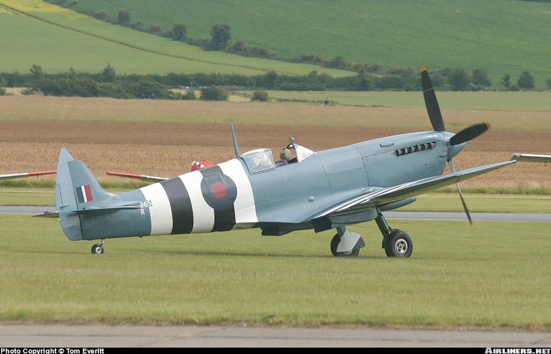 Airworthy Spitfire warbird PRXI RAF 16Sqn R PL965 11