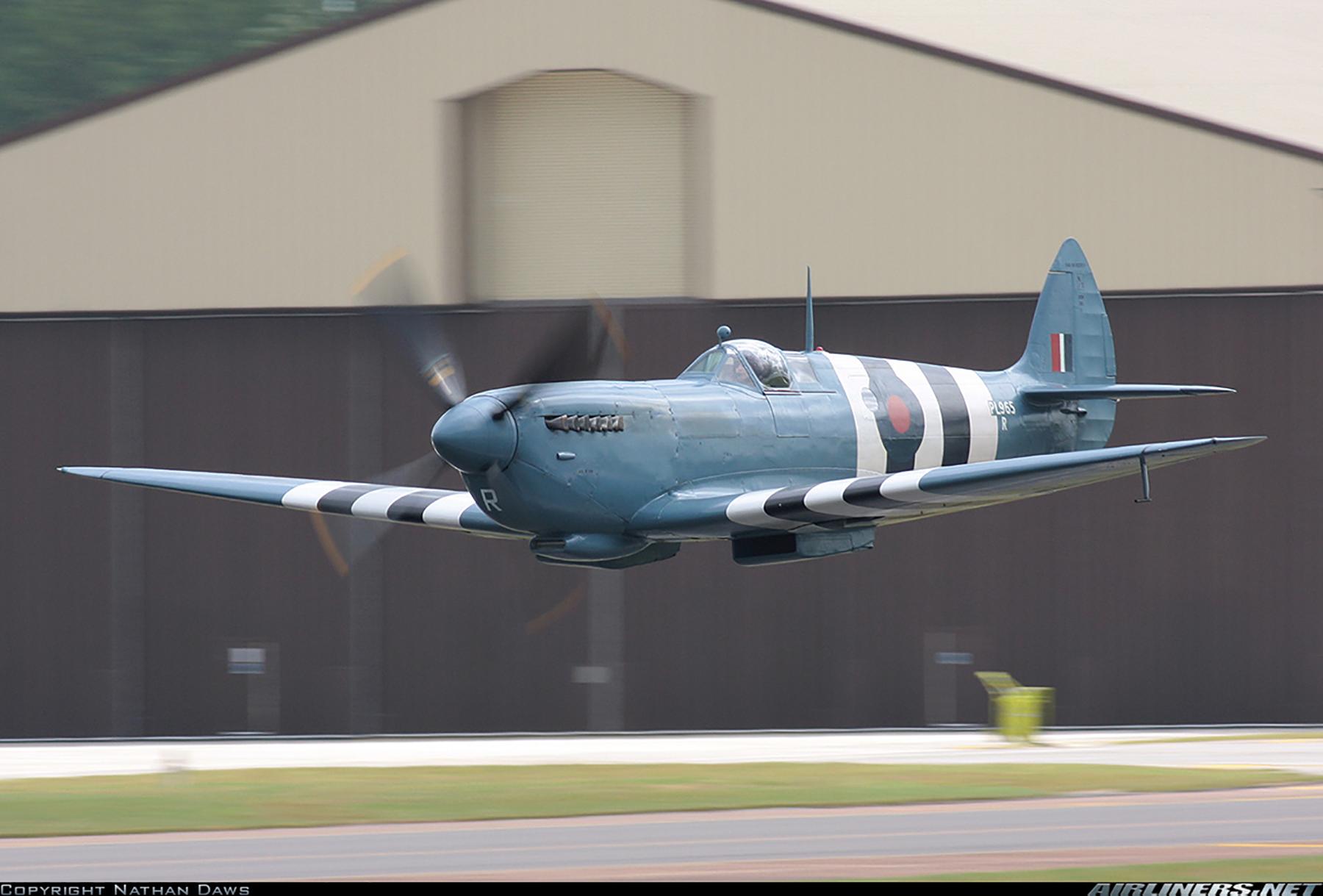 Airworthy Spitfire warbird PRXI RAF 16Sqn R PL965 15