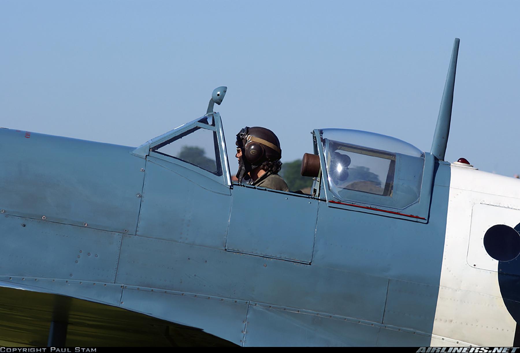 Airworthy Spitfire warbird PRXI RAF 16Sqn R PL965 42