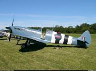 Asisbiz Airworthy Spitfire warbird PRXI RAF 16Sqn R PL965 07
