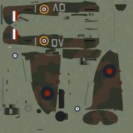 Asisbiz COD C6 MkIa RAF 19Sqn QVI Sgt Jennings X4474 Fowlemere Sep 1940