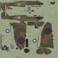 Asisbiz COD KF MkIa RAF 19Sqn QVH George Unwin X4179 Battle of Britain 1940