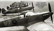 Asisbiz Spitfire MkI RAF 19Sqn WZ line up Duxford 1938 IWM01