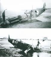 Asisbiz Spitfire MkIa RAF 19Sqn QV N3200 SLdr GD Stephenson sd during operation Dynamo Dunkirk 26th May 1940 01