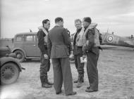 Asisbiz Spitfire MkIa RAF 19Sqn QVH X4425 at Fowlmere Cambridgeshire IWM CH1371