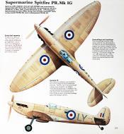Asisbiz Spitfire PRIG RAF 1PRU LY R7059 St Eval Cornwall England 1941 0A