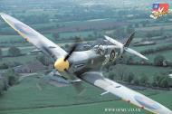 Asisbiz Airworthy Spitfire warbird RAF 222Sqn ZDB MH434 England 20