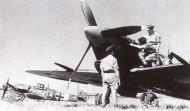 Asisbiz Spitfire MkVcTrop RAF 229Sqn XYE EP305 Comiso 1943 02
