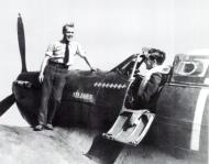 Asisbiz Spitfire MkIa RAF 234Sqn AZN Alan Stuart Harker Cornwall 1940 02