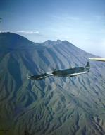 Asisbiz Spitfire MkIXs RAF 241Sqn RZR H Cogman MA425 RZ U JV Macdonald MH635 over Rome IWM 03