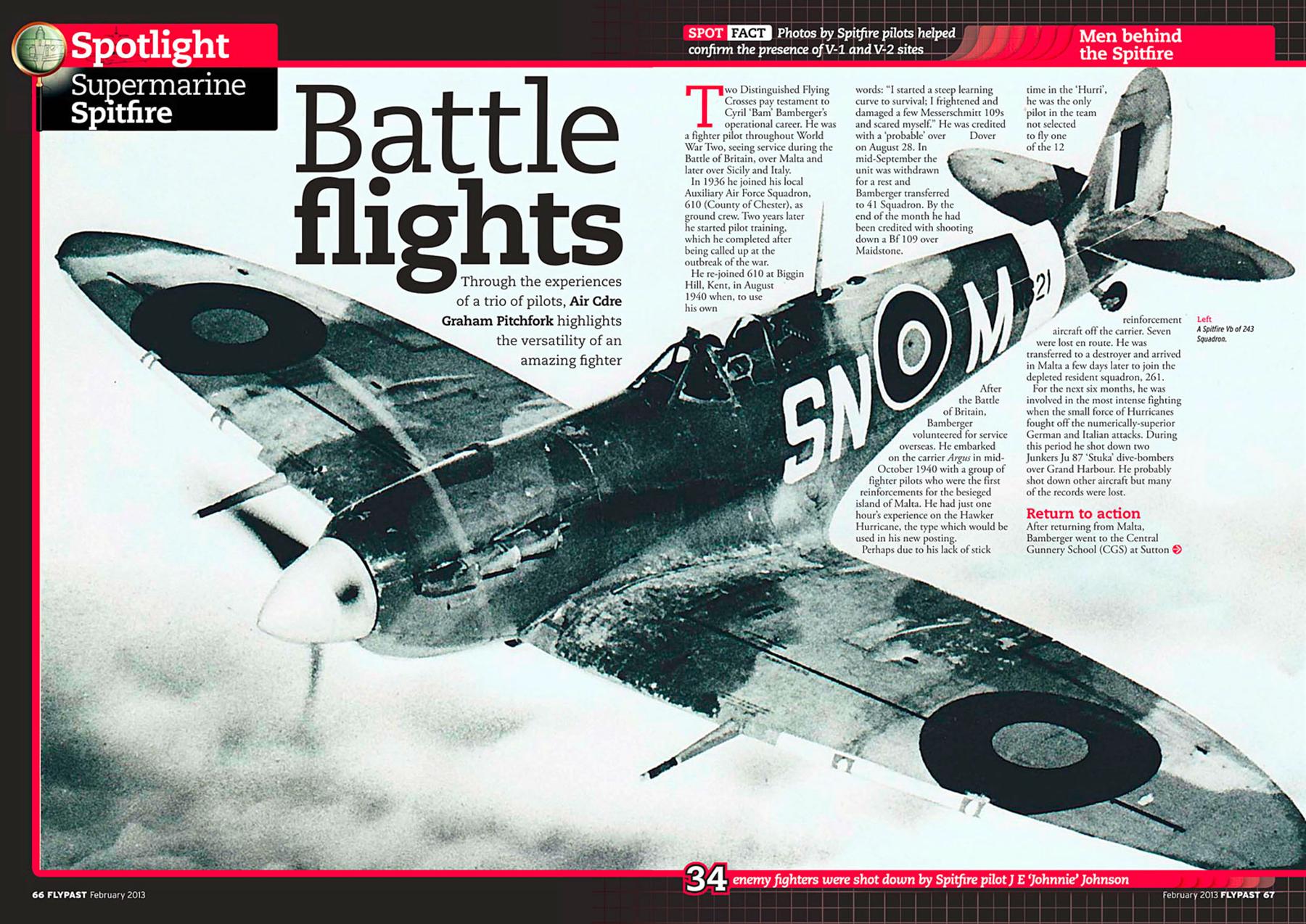Spitfire MkVb RAF 243Sqn SNM Engalnd 1941 01