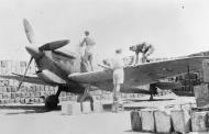 Asisbiz Spitfire MkVcTrop RAF 249Sqn at Ta Kali Malta IWM CM3237