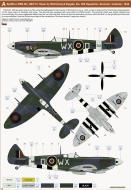 Asisbiz Spitfire MkIXc RAF 302Sqn WXD MH712 England June 1944 V0B