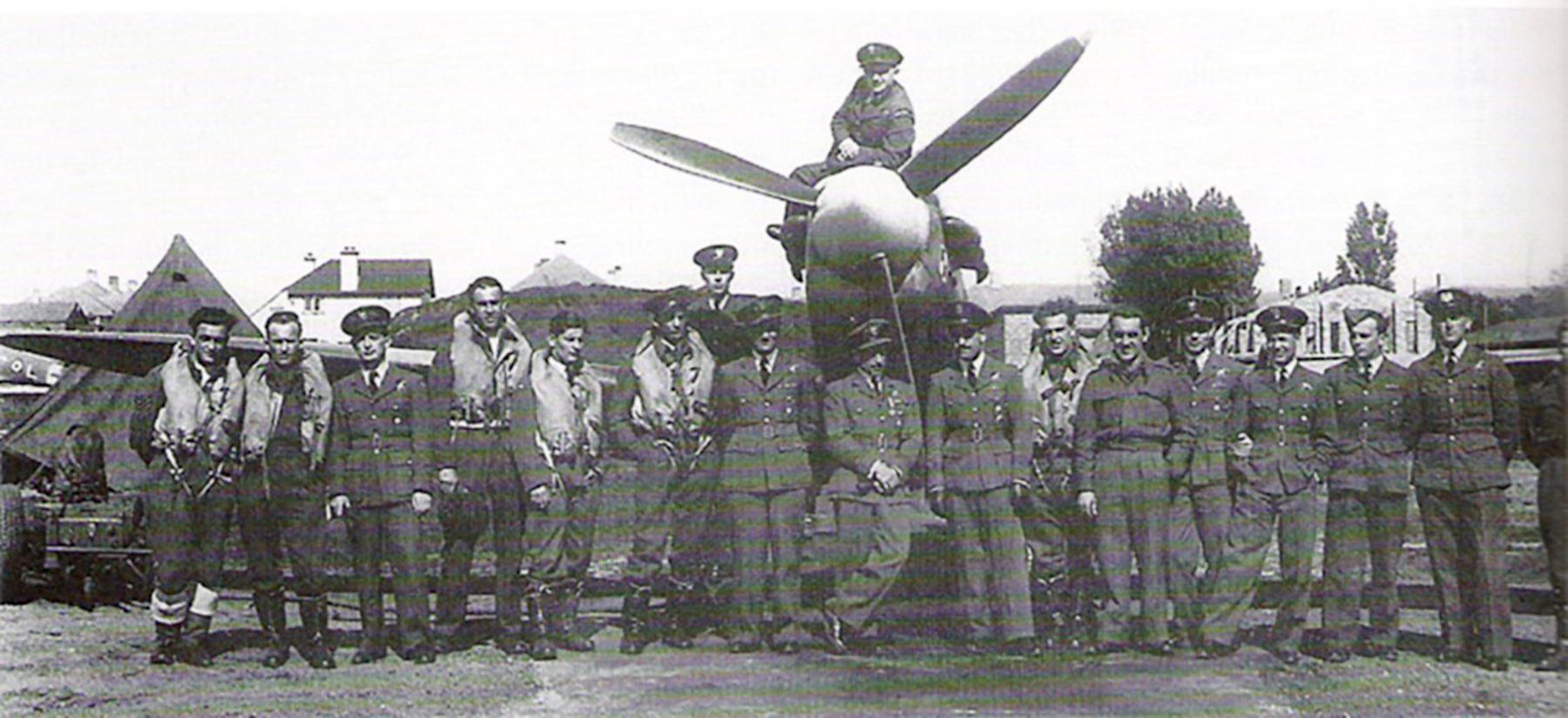 Aircrew RAF 303Sqn 03