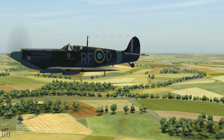 COD TS MkLFVb RAF 303Sqn RFD Jan Zumbach EN951 Kirton in Lindsey 1942 V0A