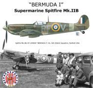 Asisbiz Spitfire MkIIb RAF 303(Polish) RFV Bermuda I P8507 Northolt 1941 01