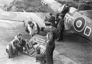 Asisbiz Spitfire MkVb RAF 303 Polish RFD Jan Zumbach BM144 Kirton in Lindsey Mar 1942 01