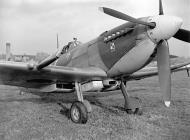 Asisbiz Spitfire MkIXc RAF 306Sqn UZZ Joseph Zulikowskiego BS456 Northolt England Nov 16 1942 05