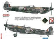 Asisbiz Spitfire XVI RAF 308Sqn ZFE pilot Edwarda Jaworskiego TD242 late 1945 46 Militaria (61) 2014