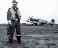 Asisbiz Spitfire MkIX RAF 310Sqn NNC FSgt Valdimir Nedelka MA235 England 1944 01