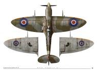 Asisbiz Spitfire HFIXc RAF 313Sqn Czech RYA ML148 TC15015 Supermarine Spitfire MkIX Page 27