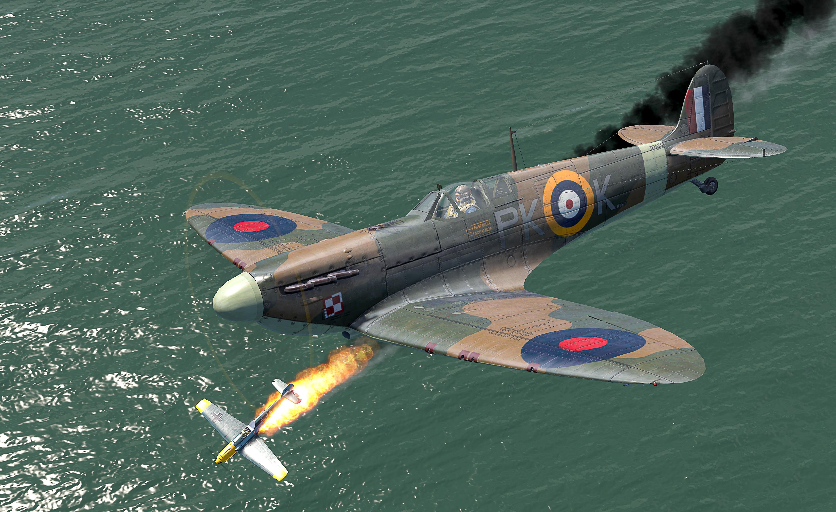 COD KF MkII RAF 315Sqn PKH P8387 Northolt England July 1941 V01