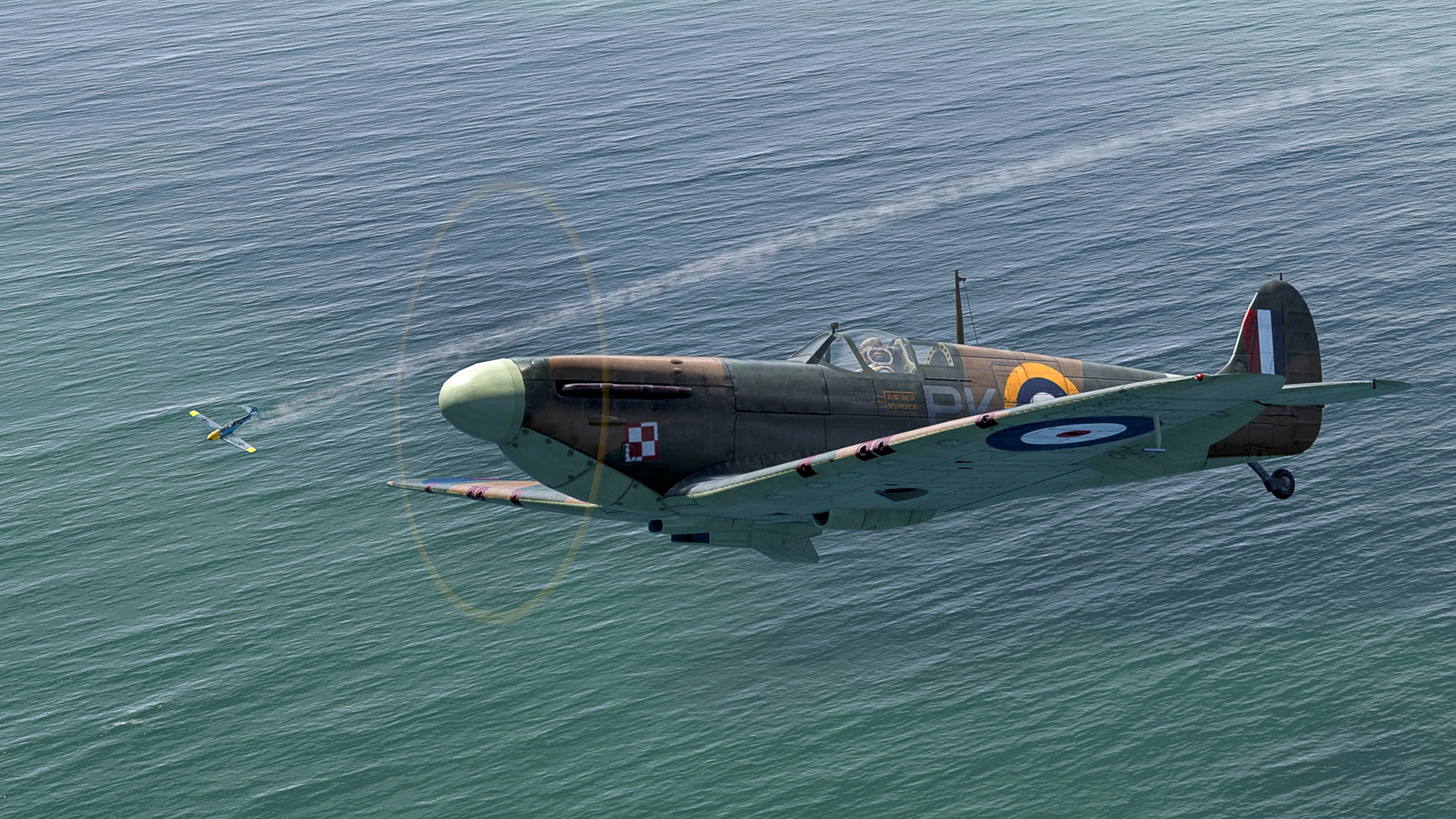 COD KF MkII RAF 315Sqn PKH P8387 Northolt England July 1941 V02