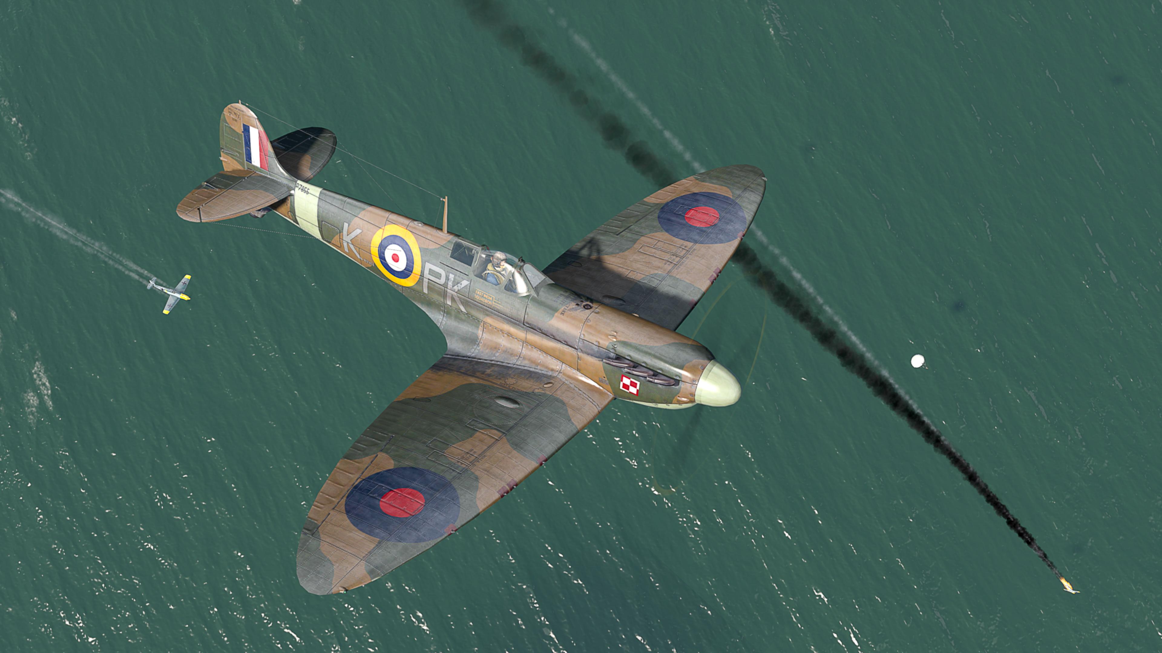 COD KF MkII RAF 315Sqn PKH P8387 Northolt England July 1941 V03