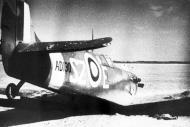 Asisbiz Spitfire MkV RAF 316Sqn SZE AD130 crash landed 01