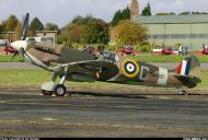 Asisbiz Airworthy Spitfire warbird MkVb RAF 317Sqn JHC BM597 G MKVB 01