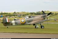 Asisbiz Airworthy Spitfire warbird MkVb RAF 317Sqn JHC BM597 G MKVB 04