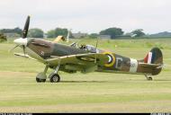 Asisbiz Airworthy Spitfire warbird MkVb RAF 317Sqn JHC BM597 G MKVB 08
