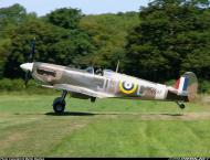 Asisbiz Airworthy Spitfire warbird MkVb RAF 317Sqn JHC BM597 G MKVB 09