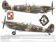 Asisbiz Spitfire LFIXc RAF 317Sqn JHT MH727 TC15015 Supermarine Spitfire MkIX Page 19