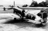 Asisbiz Spitfire MkIX RAF 340Sqn GWY Robert Gouby BS394 England Oct 1942 01