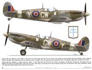 Asisbiz Spitfire MkIXc RAF 340Sqn GWY BS394 TC15015 Supermarine Spitfire MkIX Page 18