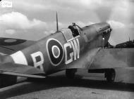 Asisbiz Spitfire MkVb RAF 340Sqn GWR Westhampnett Chichester 6th July 1942 IWM 01