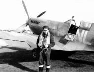 Asisbiz Spitfire LFIX RAF 341Sqn NLN George Lents Merston Chichester Sussex June 1944 01