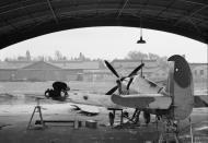 Asisbiz Spitfire MkIXb RAF 341Sqn at Biggin Hill Kent IWM CH18603