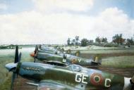 Asisbiz Spitfire XVI RAF 349Sqn GEC Belgium 1945 01