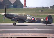 Asisbiz Airworthy Spitfire warbird XIVe RAF 350Sqn MNE RM689 01