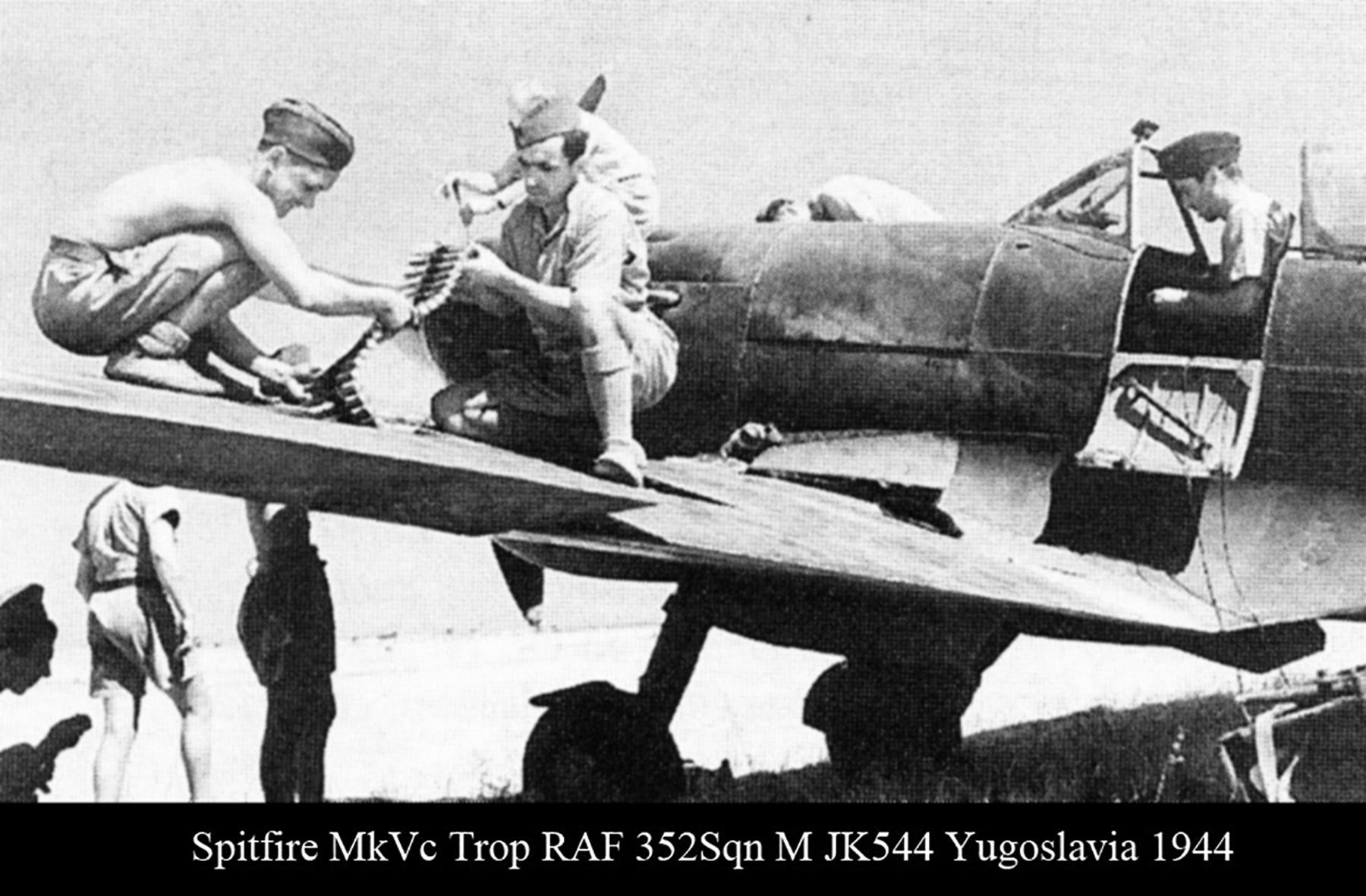Spitfire MkVcTrop RAF 352Sqn M JK544 Yugoslavia Aug 1944 02