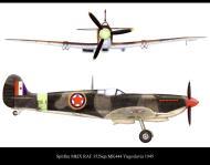 Asisbiz Spitfire MkIX RAF 352Sqn MK444 Yugoslavia 1945 00