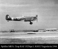 Asisbiz Spitfire MkVcTrop RAF 352Sqn L JG932 Yugoslavia 1944 01