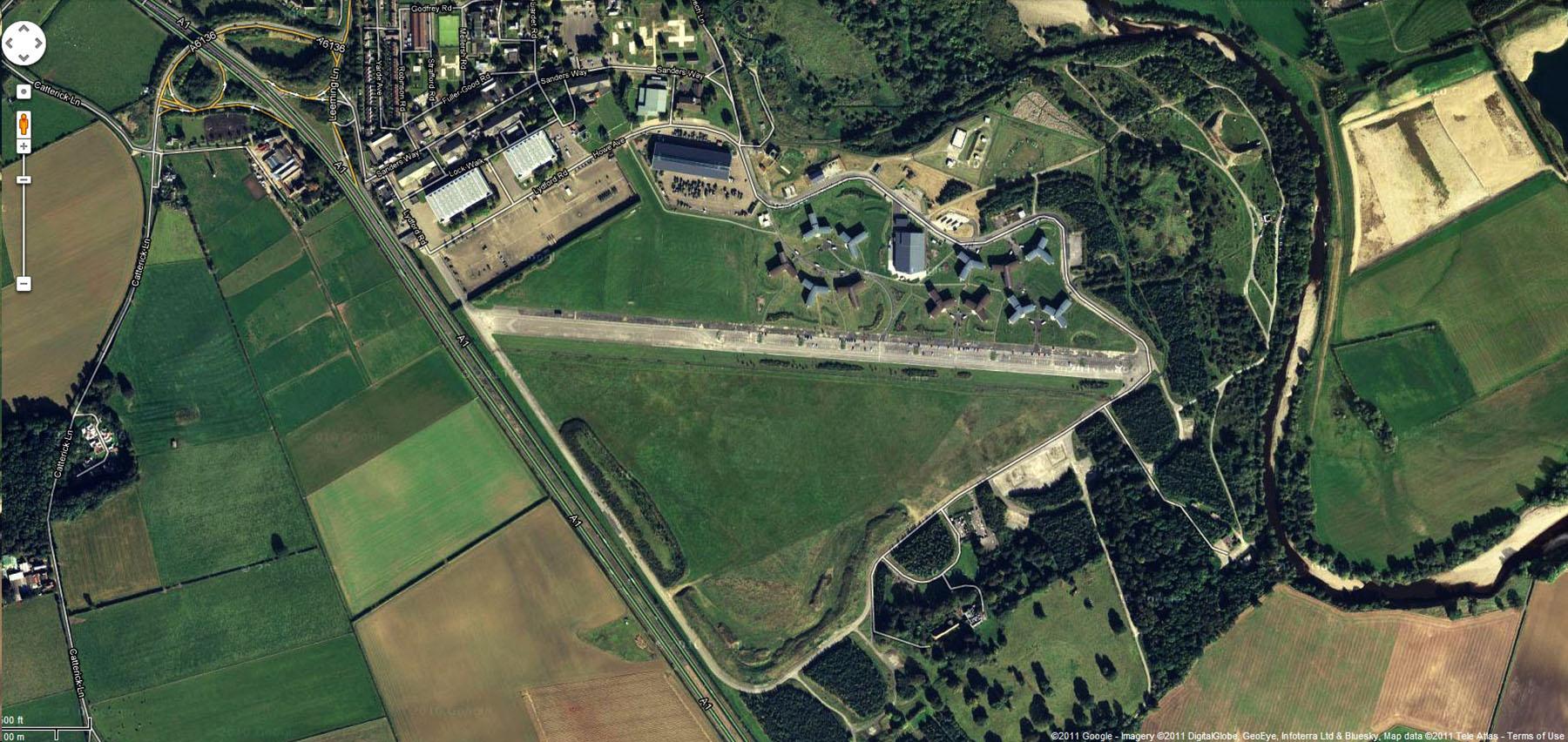 Airbase RAF Catterick 2011 01