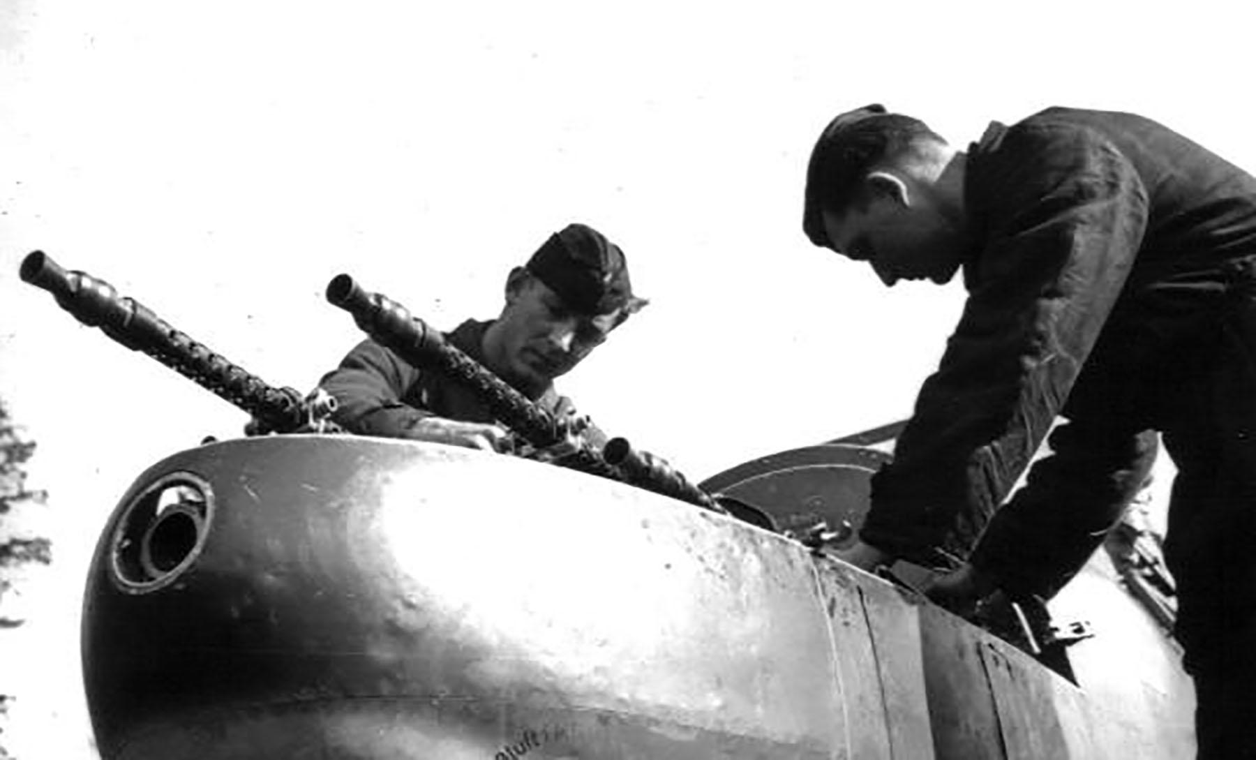 Aircrew Luftwaffe pilot 1.ZG76 Hans Kettling Norway 1939 01
