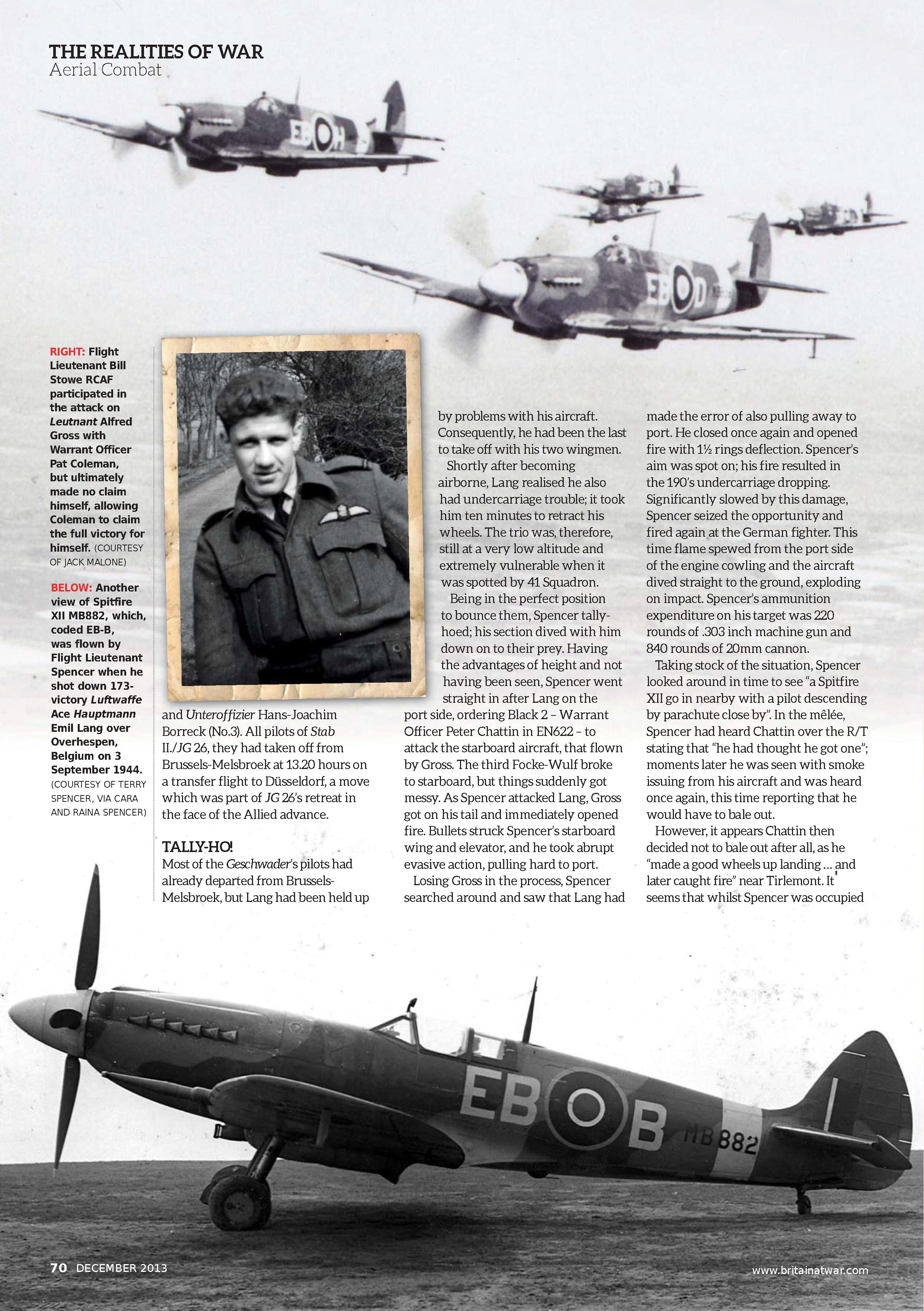 Britain at War 080 2013 12 Page 70