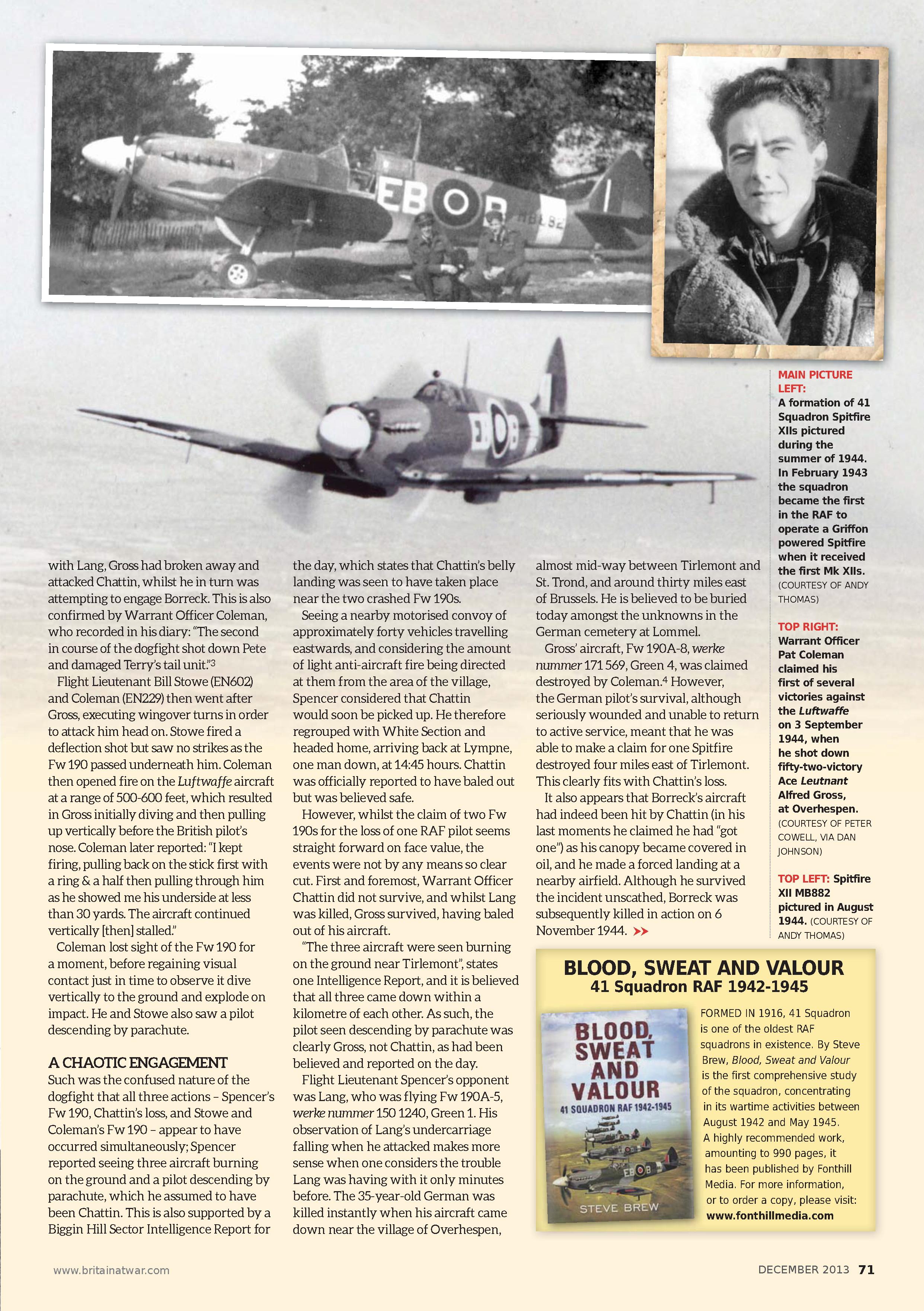 Britain at War 080 2013 12 Page 71