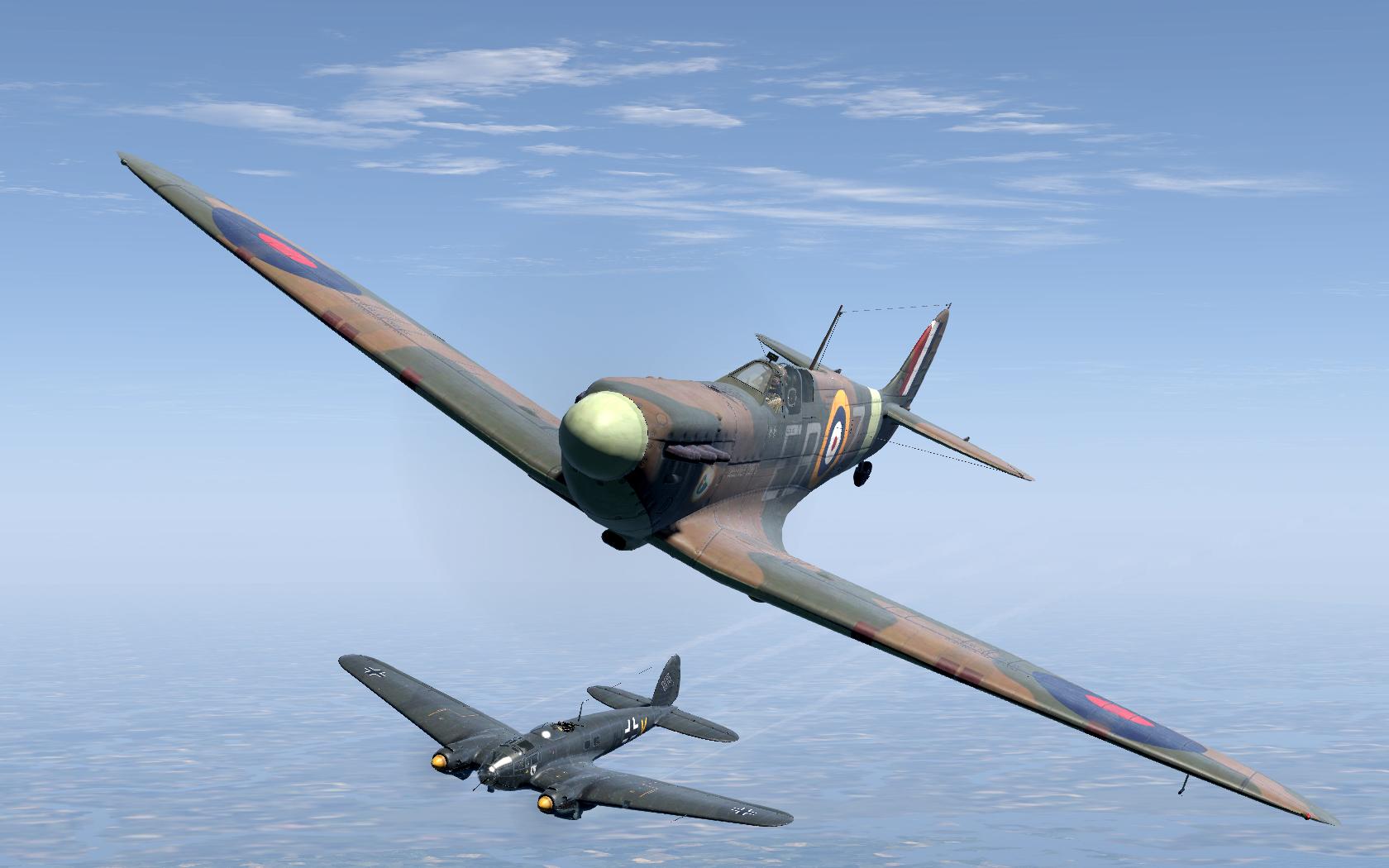 COD KF MkIIa RAF 41Sqn EBZ Jack Stokoe P7666 England 1941 V05